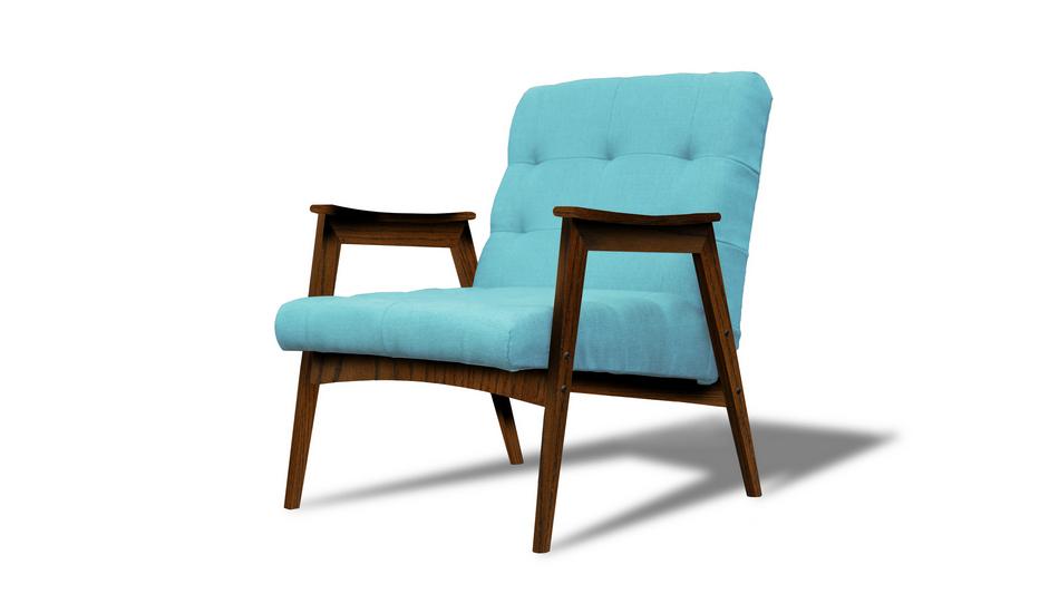 Авторская мебель, кресло в стиле модерн, советское кресло, кресло ручной работы, кресло в стиле советский авангард