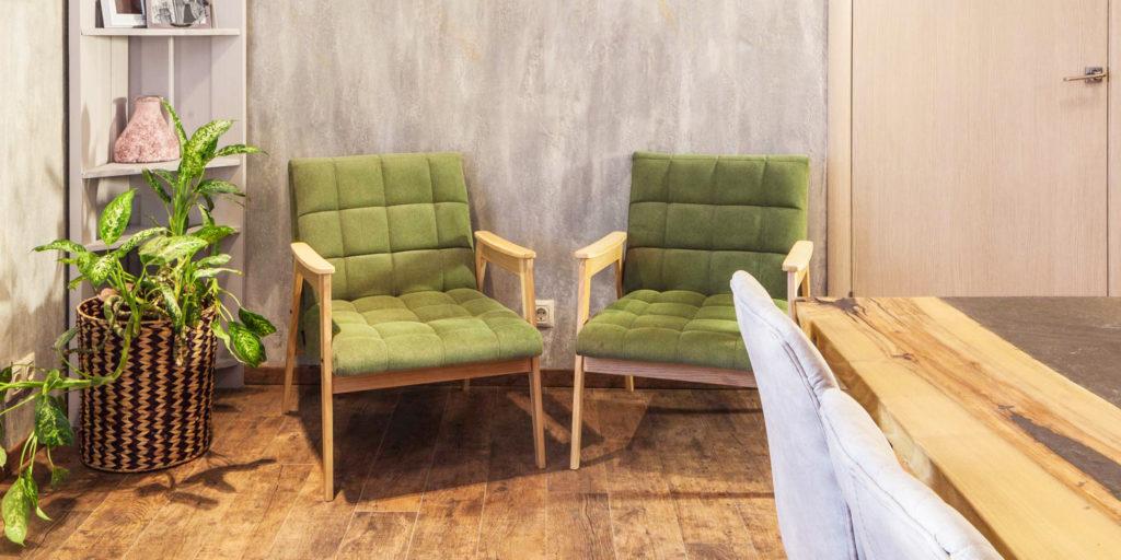кресла Метеор на передаче Фазенда, мебель ателье Спутник в передаче Фазенда на Первом канале