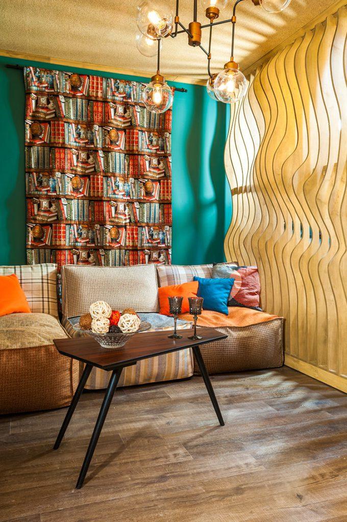 столик Supreme в передаче Фазенда, столик Суприм в передаче Фазенда на Первом канале, столик в стиле Модерн