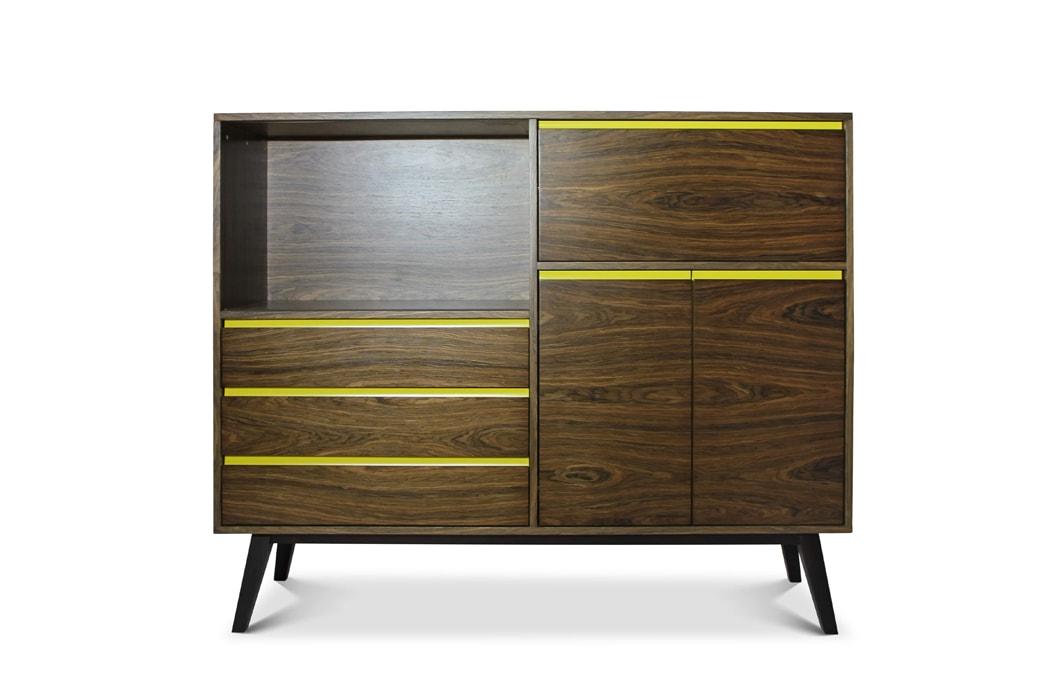 шкаф Метеор - Sputnikfurniture, мебель модерн, мебель спутник, мебель Sputnikfurniture, Mid Century Modern